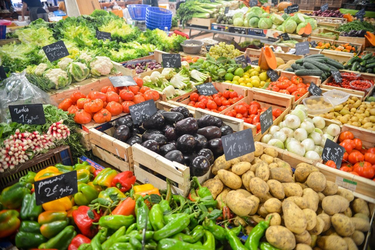 Gezond leven, is gezond eten